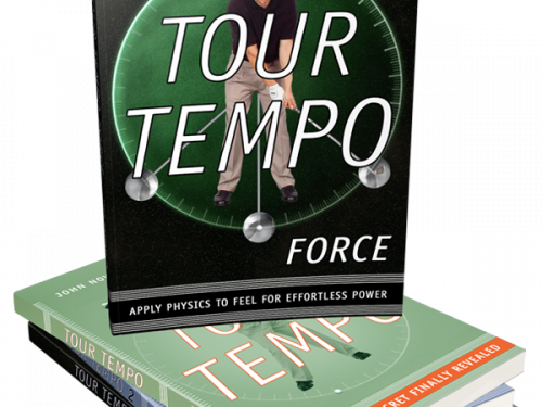 Tour Tempo Force explains how to apply the proper force to your backswing and downswing