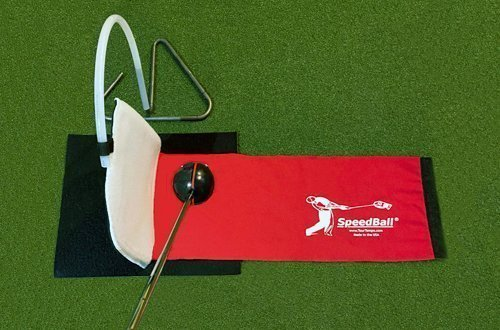 Tour Tempo Faceplates with kickstand suspension for training your clubheadspeed